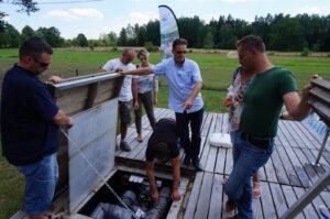 jak zbudować staw kąpielowy szkolenie
